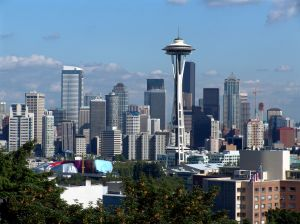 Commercial real estate in Seattle